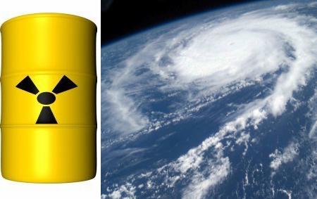 déchets nucléaires, réchauffement climatique