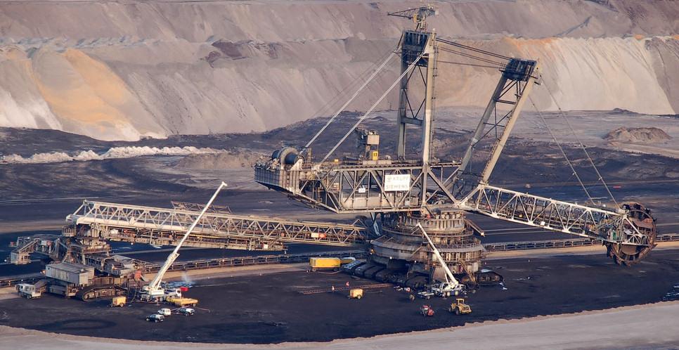 pollution lignite et charbon en Allemagne