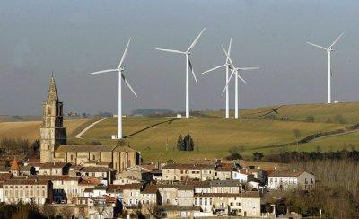 transition énergétique Allemagne, éoliennes